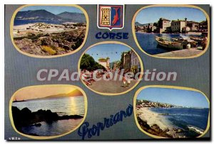 Postcard Modern Propriano Charmes And Colors Of Corsica