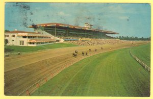 ARLINGTON PARK RACE TRACK. ARLINGTON HEIGHTS, ILL  SEE SCAN  PC151