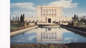 Latter Day Saints Mormon Temple, Mesa, Arizona, 40-60´s