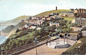 DALKEY COUNTY DUBLIN-LAWRENCE #7727 PUBLISHED POSTCARD 1910s