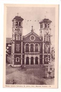 Roman Catholic Cathedral, St. John's Newfoundland,