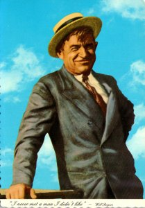 Will Rogers Cowboy Humorist and Columnist