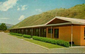 Montana Gardiner Westernaire Motel