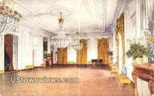 East Room, White House, District Of Columbia