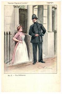 19951  London  Policeman   1896