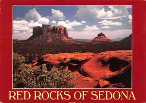 Red Rocks of Sedona -