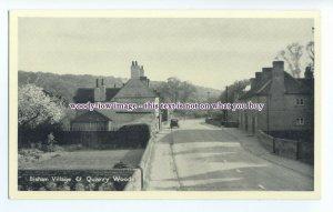 aj0492 - Berks - Bisham Village by the Bull Inn, & Quarry Woods - Postcard