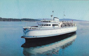 M V Queen Of Tsawwassen British Columbia Ferry Authority Canada