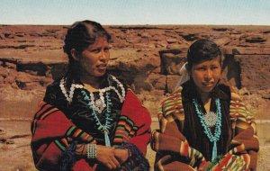 Southeastern Utah, 1950-1960s ; Navajo Beauty