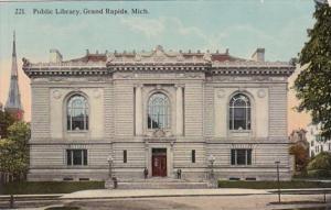 Michigan Grand Rapids Public Library 1916
