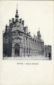 ANVERS, BAnque NAtionale, Belgium, 00-10s