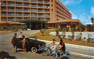 Hamilton Bermuda, Somers Isles Entrance to Bermudiana Hotel Hamilton Entrance...