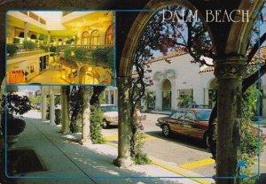 California Palm Beach Worth Avenue And The Popular Mall Shops 1997