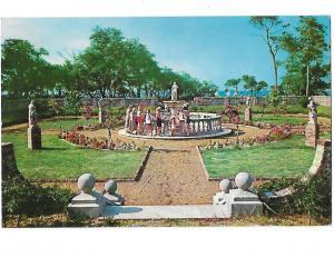 Elizabethan Garden Manteo North Carolina Built by the Garden Club