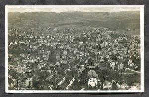 dc333 - GABLONZ Czechia 1920s Real Photo Postcard