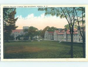W-Border BUILDINGS AT HOBART COLLEGE Geneva New York NY L9522