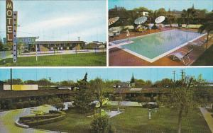 California Merced Murietta Motel With Swimming Pool