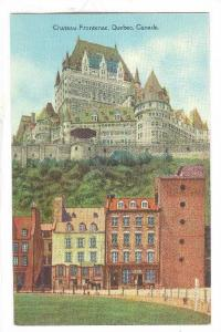 Chateau Frontenac, Quebec, Canada, 00-10s