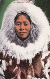 Alaska Native Eskimo Beauty sk2988