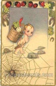 Artist Sofia Chiostri, also known as (Fofi), (Italy) Postcard Post Card Serie...