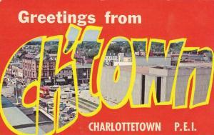 CHARLOTTETOWN , P.E.I., Canada , 50-60s
