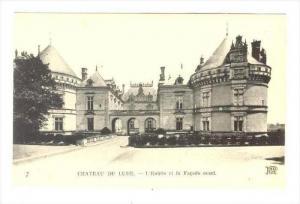 CHATEAU DU LUDE.-L'Entree et la Facade ouest , France , 00-10s