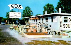 Indiana Bedford Ed's Souvenir Store