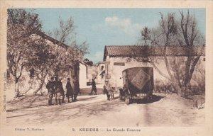 KREIDER , Algeria , 1910s ; La Grande Caserne