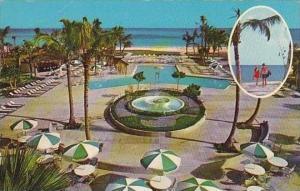 Bahamas Grand Bahama Island Holiday Inn Swimming Pool