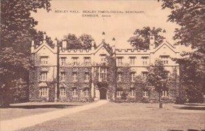 Bexley Hall Bexley Theological Seminary Gambier Ohio
