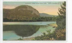 Cathedral Ledge Across Echo Lake, North Conway, New Hampshire, 1900-1910s