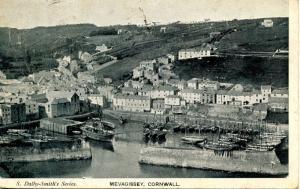 UK - England, Mevagissey Cornwall