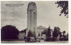 RP  Shrine of the Little Flower, Royal Oak, Michigan, 30-40s