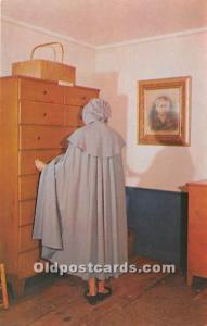 Old Vintage Shaker Post Card Cloak,  Museum Old Chatham, New York, NY, USA Un...