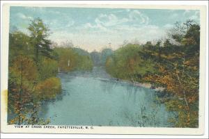 Cross Creek, Fayetteville NC