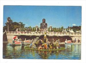 Nine Dragons Pool and Great Buddha , Taiwan, 70-80s
