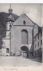 Switzerland Chur Die Kathedrale