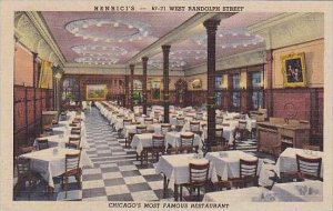 Illinois Chicago Henrici's Restaurant