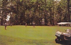 IRVINGTON , Virginia , PU-1970 Tides Inn Golf Lodge & Golf Course
