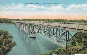 Missouri Lake Of The Ozarks Grand Glaize Bridge