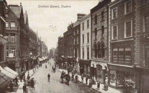 DUBLIN , Ireland , 1900-10s; Grafton Street