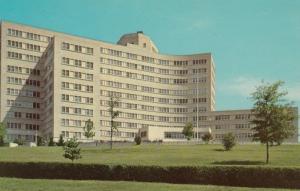 LITTLE ROCK, Arkansas, 1940-1960s ; V.A. Hospital