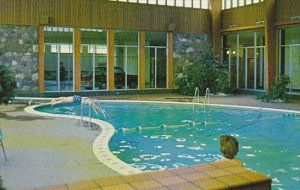 Canada Skyline Hotel Swimming Pool Montreal Quebec