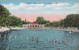 Kansas Topeka Swimming Pool Gage Park