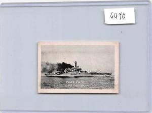 6490 U.S.S. California Flagship  mini card