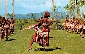 Spear Dance Fiji Unused