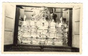 RP; HUESCA, Interior, Catedral, Jeweller, Aragon, Spain, 10-20s