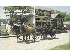 Stuhr Museum of the Prairie Pioneer Grand Island Nebraska