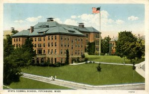 MA - Fitchburg. State Normal School