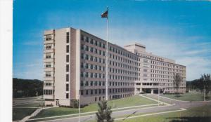 Veterans Administration Hospital, Classic Cars, MADISON, Wisconsin, 40-60´s